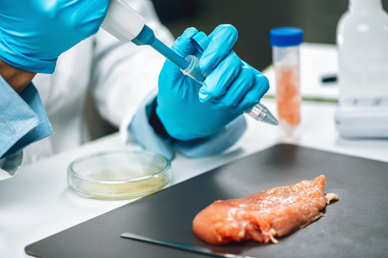 Antibiotics in Poultry Meat